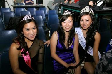 Christina Vo, Susan Lin, and Namy Herr